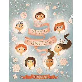 De sju prinsessorna av Smiljana Coh - 9780762455874 bok