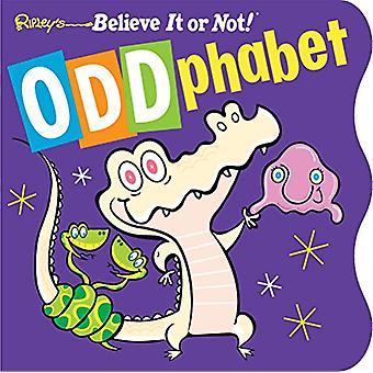Ripley's ODDphabet (Board Book) by Robert Leroy Ripley - 978178475822