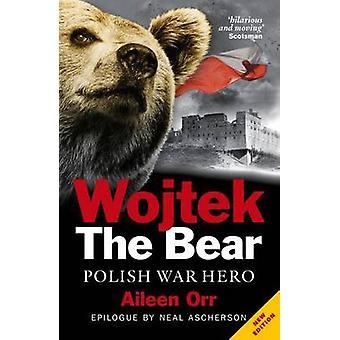 Wojtek l'ours - héros de la guerre polonais par Aileen Orr - livre 9781843410652