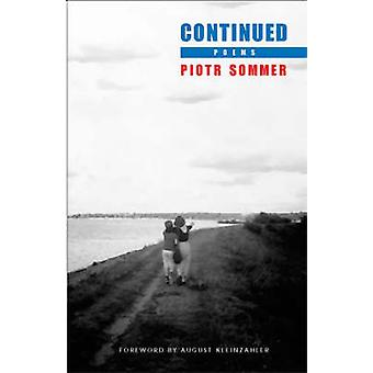 Continued by Piotr Sommer - 9781852247027 Book