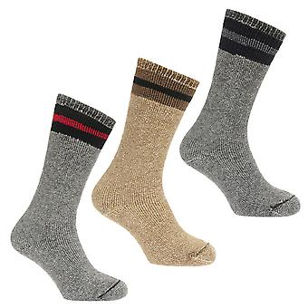Muck Boots Unisex All American Wool Boot Socks (Pack Of 3)