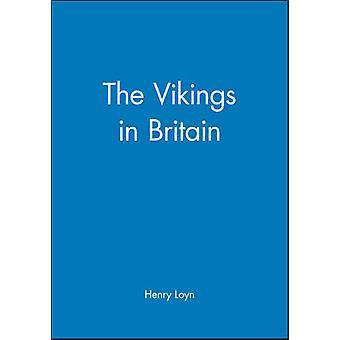 Wikingowie w Wielkiej Brytanii przez Henryka Loyn - 9780631187110 książki