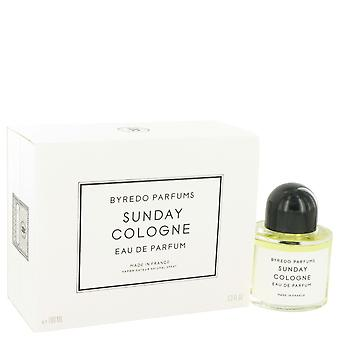Byredo Sunday Cologne by Byredo Eau De Parfum Spray (Unisex) 3.4 oz / 100 ml (Women)