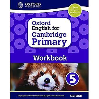 Inglés Oxford Cambridge primaria libro 5