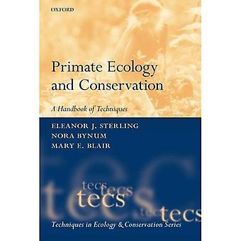 Conservação e ecologia de primatas