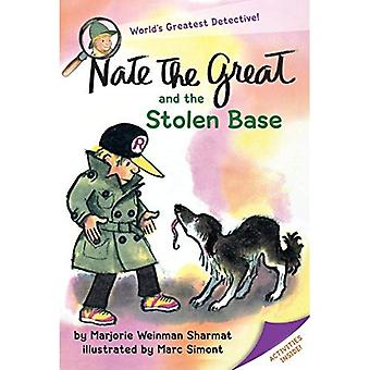 Nate the Great and the Stolen Base (Nate the Great Detective Stories)