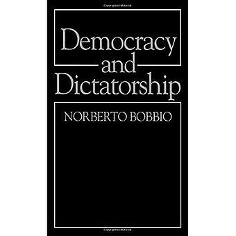 Demokrati och diktatur: art och gränserna för statlig makt