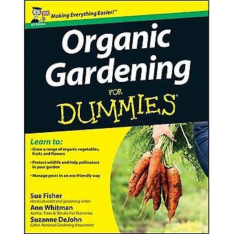 Jardinagem orgânica para Dummies