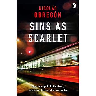 Sins As Scarlet: 'In the heady tradition of Raymond Chandler and Michael Connelly' A. J. Finn, bestselling author of The Woman in the Window (Inspector Iwata)