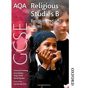 AQA GCSE religionsvetenskap B Religion och livsfrågor