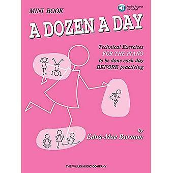 Ett dussin en dag Mini bok: bok/CD Pack (dussin en dag sångböcker)