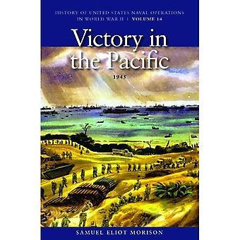 Vittoria nel Pacifico, 1945