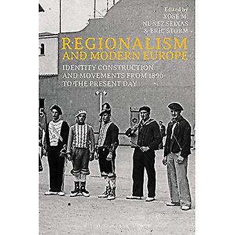 Regionalismo ed Europa moderna: costruzione identitaria e movimenti dal 1890 ai giorni nostri