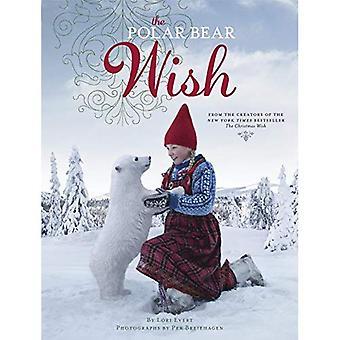 Souhait de l'ours polaire: Un livre de souhait