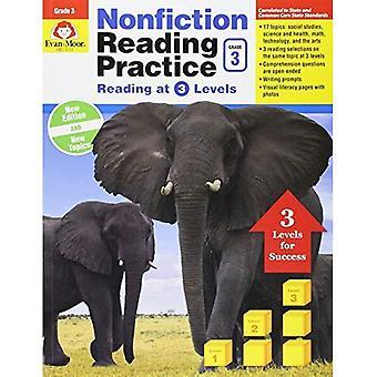 Nonfiction Reading Practice,� Grade 3 (Nonfiction Reading Practice)
