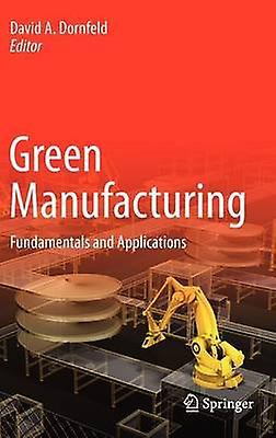 vert Manufacturing Funfemmestals and Applications by Dornfeld & David