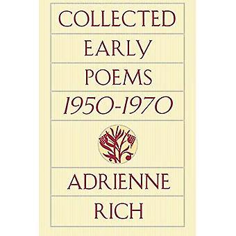 Coletados primeiros poemas: 1950-1970