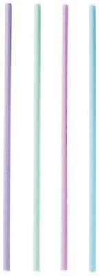 60 Cake Pop Sticks 15 Cm Pastel Colors Plastic Sticks for Cakes on a Stick