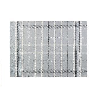 Winnie Tartan grau Rechteck Teppiche Plain/Fast einfache Teppiche