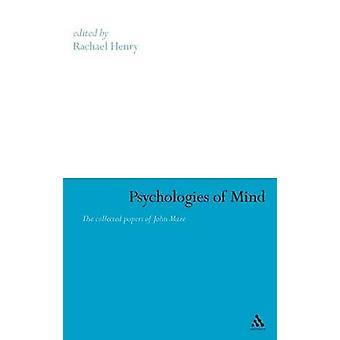 Psykologi i sindet de indsamlede papirer af John labyrint af labyrinten & J. R.