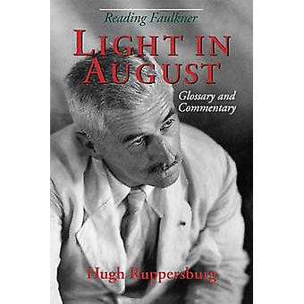 Light in August by Ruppersburg & Hugh