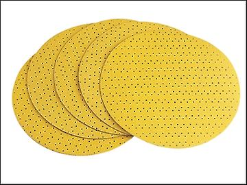 Flex Power Tools Hook & Loop Sanding Paper Perforated To Suit WS-702 120 Grit Pack 25