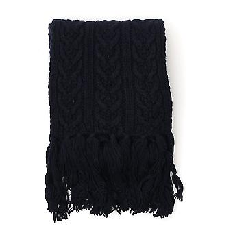 Barena Venezia Blue Wool Scarf
