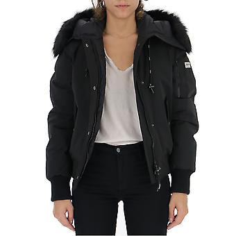 Jaqueta de poliéster Outerwear Kenzo preto