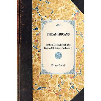 Américains, Vol 1 par Grund & Francis Joseph