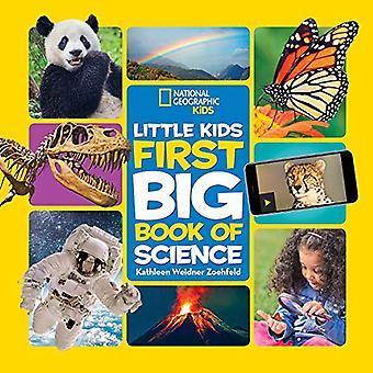 Nationale geographische kleine Kinder die ersten großen Buch der Wissenschaft