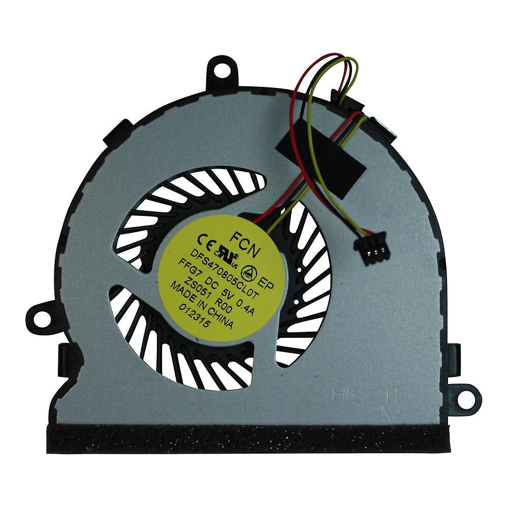 HP Home 15-r002TU Compatible Laptop Fan