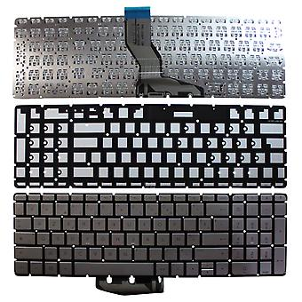 HP Pavilion 15-ab002nt Backlit Silver Windows 8 French Layout Replacement Laptop Keyboard