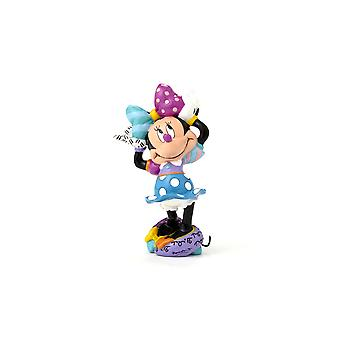 Officially Licensed Minnie Mouse Arms Up Mini Figurine