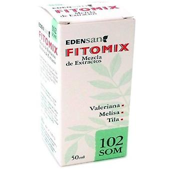 Dietisa Fitomix 102 Som (Herboristeria , Natural extracts)