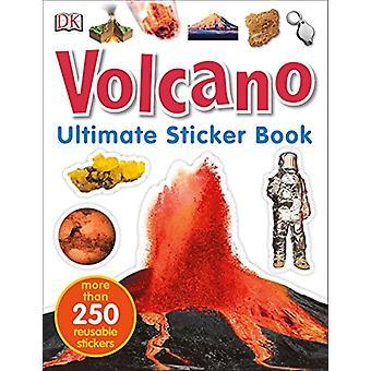 Ultimate Sticker Book - Volcano by DK - 9781465456939 Book