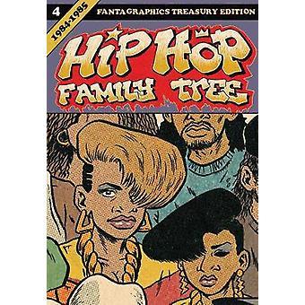 Hip Hop Family Tree Book 4 by Ed Piskor - 9781606999400 Book
