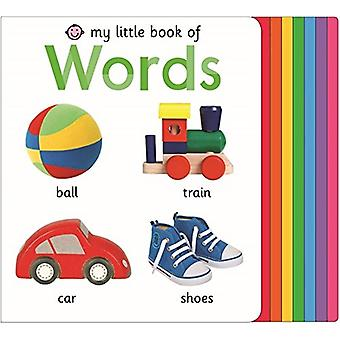 My Little Book of Words by Roger Priddy - 9781783416578 Book