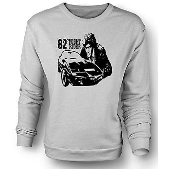 Kids Sweatshirt Knight Rider 82 - Trans Am - Retro