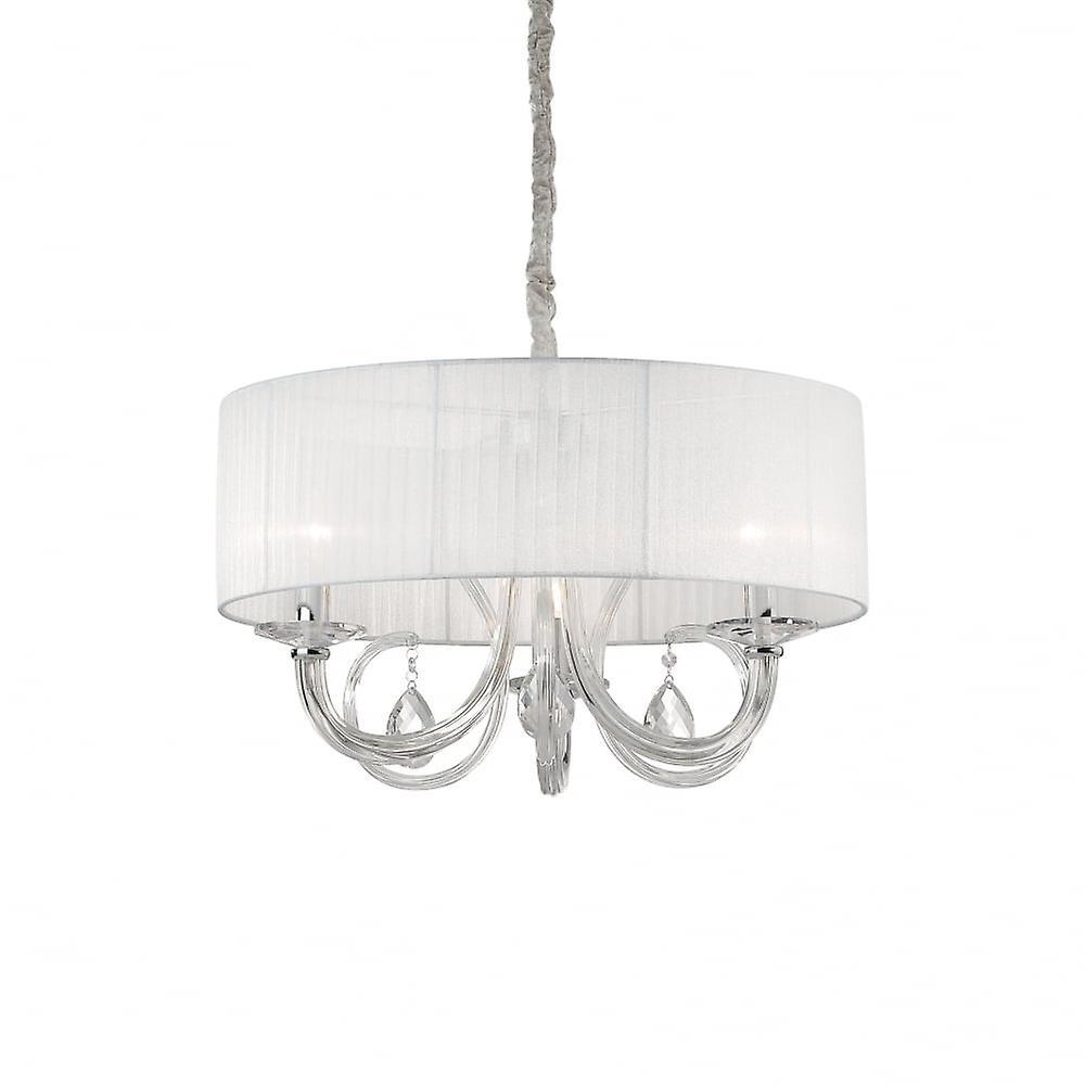 Ideal Lux Swan Triple pendentif