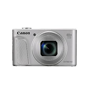 Canon powershot sx730 hs cámara digital compacta 20.3 mp 40x zoom óptico color plata
