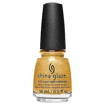 China Glaze Gone West 2019 Nail Polish Collection - Gold Mine Your Business (84711) 14ml