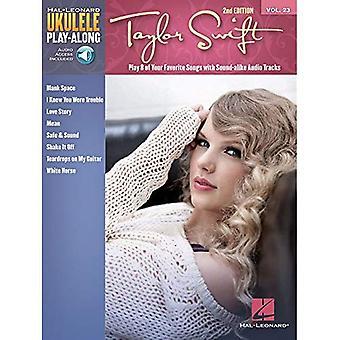 Taylor Swift: ukulele Play-pitkin Volume 23