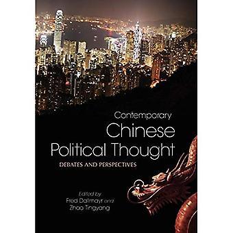 Samtida kinesisk politisk tanke