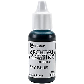 Wendy Vecchi Designer Series Archival Re-Inkers .5oz-Sky Blue ARD-45908
