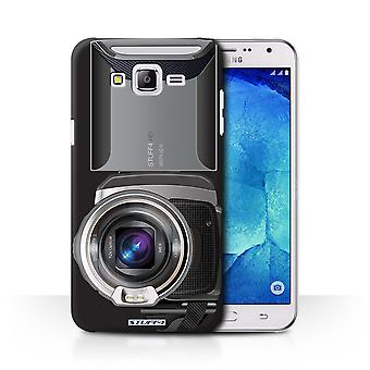 STUFF4 Case/Cover for Samsung Galaxy J7/J700/Video Camcorder/Camera