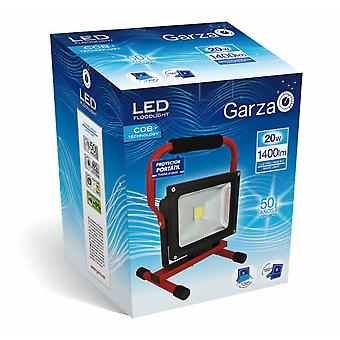 Garza 1400Lm 20W Led Focus 40K Notebook (Home , Lighting , Light bulbs and pipes)
