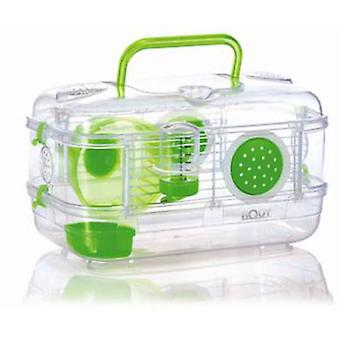 Rody Lounge Kiwi Mini Cage (Small Animals , Hamsters , Cages And Parks)