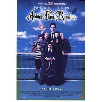 Addams Family Reunion Movie Poster drucken (27 x 40)