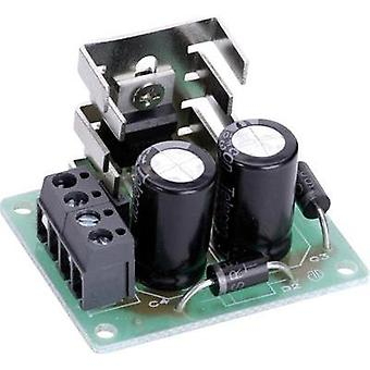 Conrad Components Voltage Doubling DC-DC Converter Board PCB Assembly kit