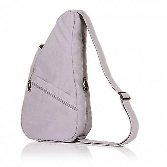 The Healthy Back Bag Textured Nylon Dusty Lila Small